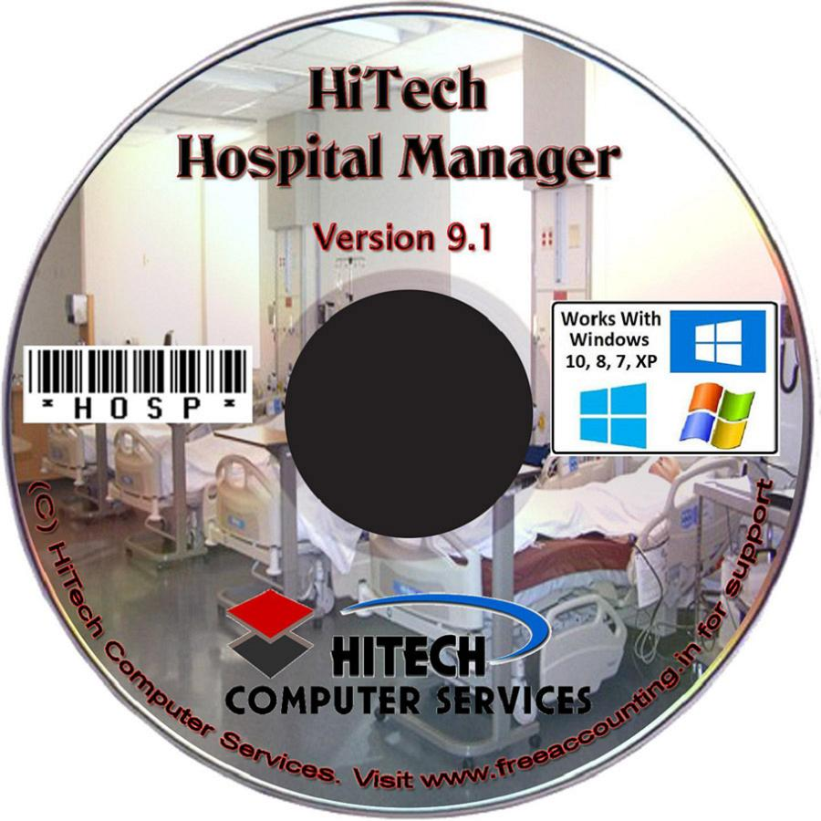 Buy HiTech Hospital Manager Now.