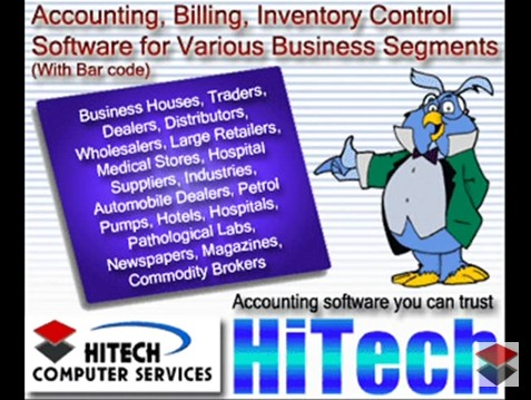 Hospital Supplier Accounting Software, Medical Shop Management Software, Billing, Invoicing, Inventory Control and Accounting Software for Medicine Dealers, Stockists, Medical Stores, hospital suppliers. Modules :Customers, Suppliers, Products, Sales, Purchase, Accounts & Utilities. Free Trial Download.